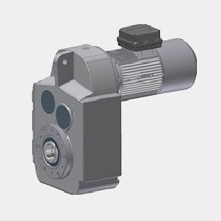HIMMEL® Shaft Geared Motors
