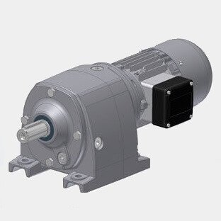 HIMMEL® Helical Geared Motors