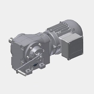 HIMMEL® Monorail Geared Motors